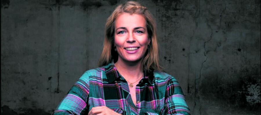 Pernille W. Lauritsen. PR-foto