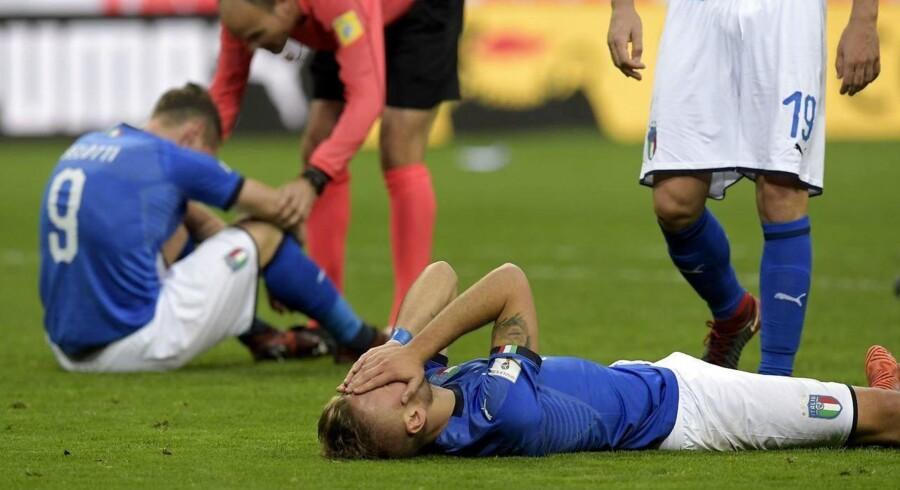 Det kan blive dyrt, at det ikke lykkedes det italienske landshols med træner Giampiero Ventura i spidsen at kvalificere sig til VM.