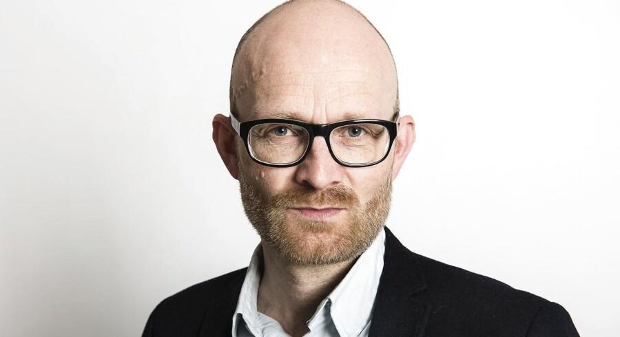 Erhvervsredaktør på Berlingske, Peter Suppli.