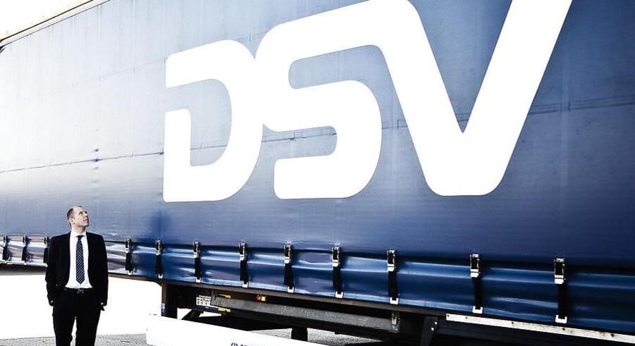 Speditørvirksomhed DSV