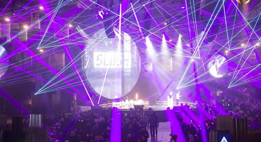 Op mod 20.000 mennesker var i to dage samlet for at drøfte den senest nye teknologi og mulighederne for at få gode forretninger ud af den i Finlands hovedstad, Helsinki.