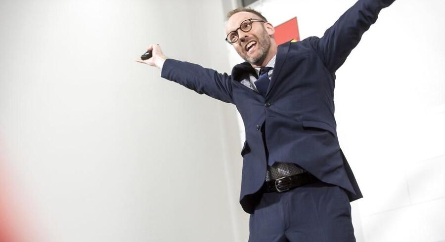Legos koncernchef, Jørgen Vig Knudstorp, forlader topposten, men fort