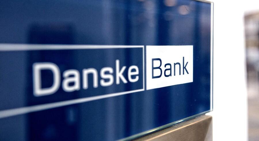 Danske Bank kommer i dag med regnskab for første halvår af 2016. (Foto: Jens Nørgaard Larsen/Scanpix 2014)