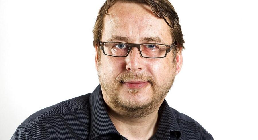 It-klummeskriver Sten Løck.
