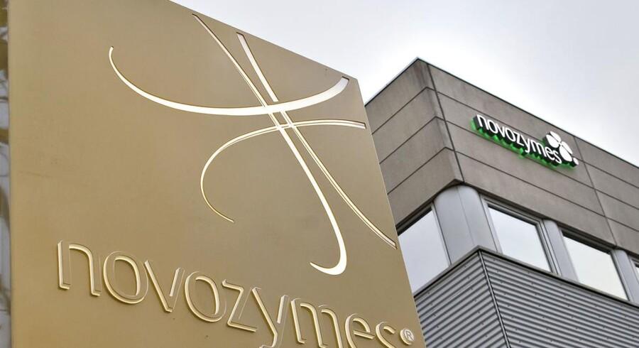 Enzymproducenten Novozymes kommer onsdag med regnskab for de første tre måneder af 2016.