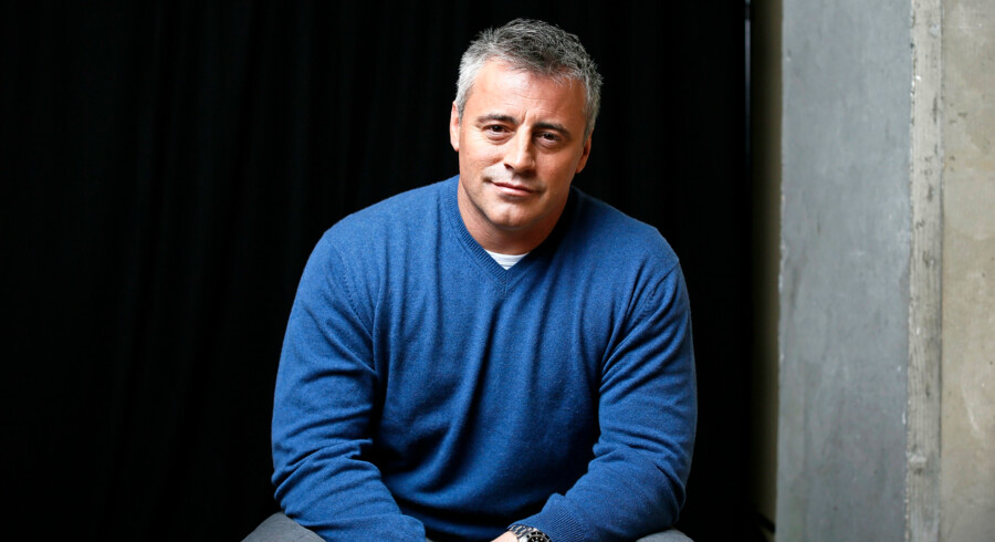 """Actor Matt LeBlanc poses for a portrait in Los Angeles, California, December 18, 2013. After winning over audiences and becoming a household name as one of the six lead characters in NBC's hit sitcom """"Friends, """" LeBlanc has found an unconventional way to carve a new chapter in his career; playing a nastier version of himself. Picture taken December 18, 2013. REUTERS/Lucy Nicholson (UNITED STATES - Tags: ENTERTAINMENT)"""