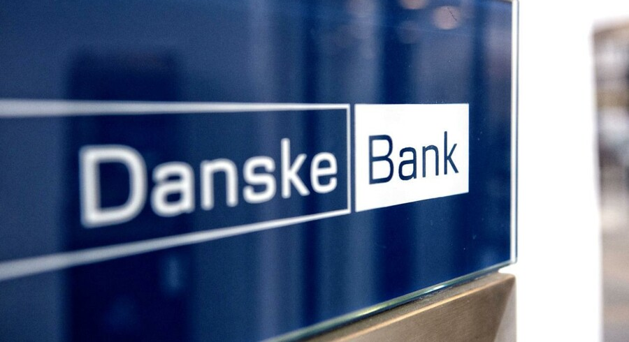 Pas på med bankaktierne