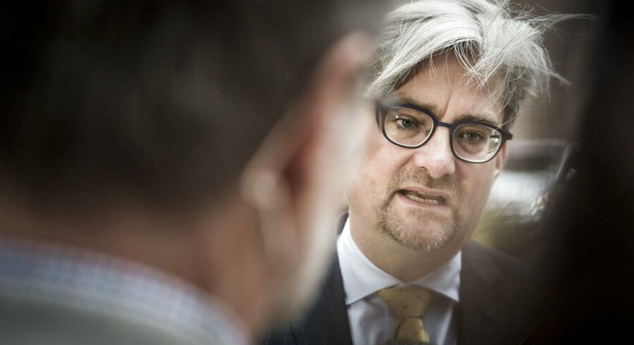 Justitsminister Søren Pind (V) er torsdag kaldt i åbent samråd om Scandinavian Star.