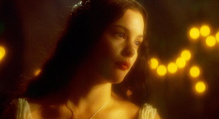 Liv Tyler som elverpigen Arwen Undomiel i filmen »Ringenes Herre«.Foto: Scanpix
