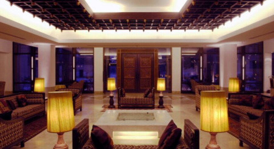 lKabul Serena Hotels lobby. Foto: Reuters/Scanpix