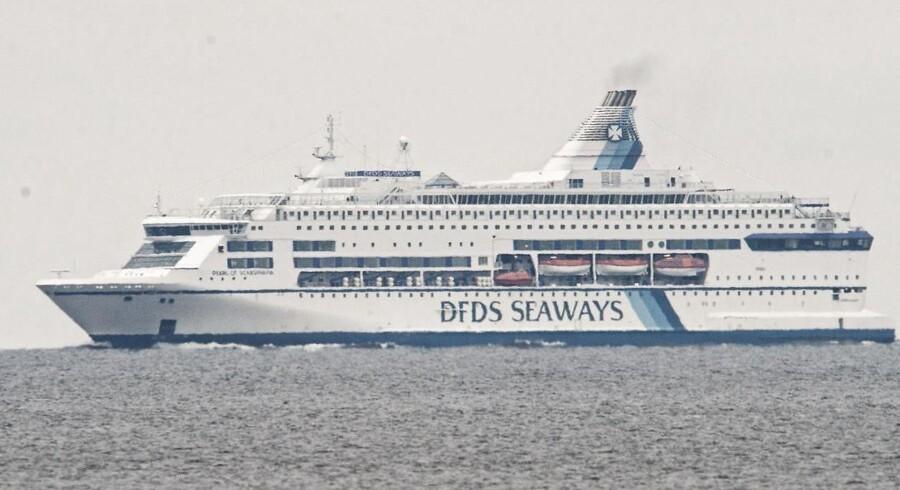 Rederiet DFDS kommer i dag med årsregnskab for 2015.