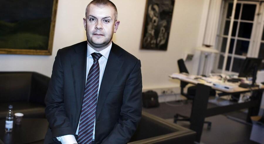 Tidligere finansminister Bjarne Corydon (S) tiltræder mandag i en stilling som ny global direktør for The McKinsey Center for Government (MCG).