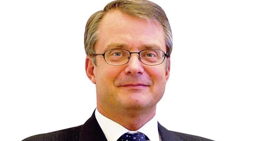 Lennart Jønsson, direktør & Partner, Acta /corporate finance A/S.
