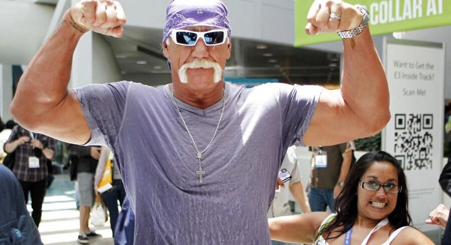 Hulk Hogan fylder 60 år.