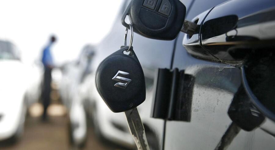 Det er forhåbentlig slut med at jagte nøgler, der er blevet væk, hvis det står til nye produkter på markedet.