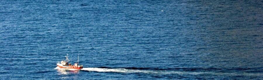 Færøske fiskefartøjer må nu hverken lande deres fangster i danske havne eller i andre EU-havne.
