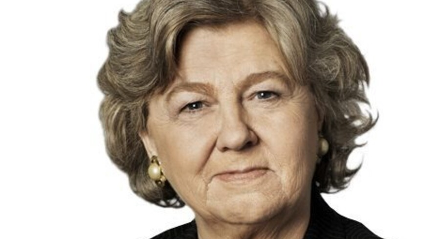 Birthe Rønn Hornbech, MF for Venstre.