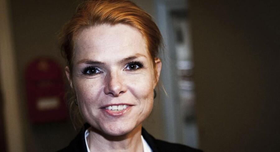 Udmeldingen kommer efter Støjbergs anklager om, at trossamfundets holdninger er udemokratiske, forældede og intolerante.