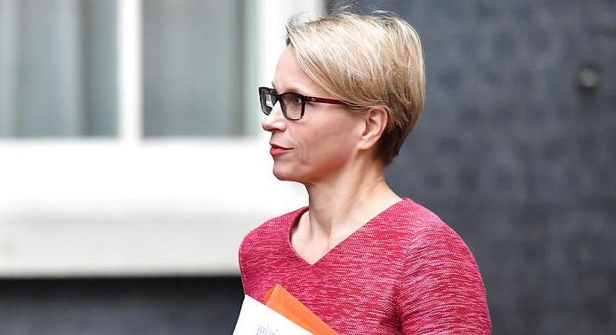 GlaxoSmithKlines Emma Walmsley kan ifølge en ny opgørelse kalde sig den højest lønnede kvindelige topchef i Storbritannien. Men der er langt op til de højest lønnede af hendes mandlige kolleger i de andre store britiske selskaber.