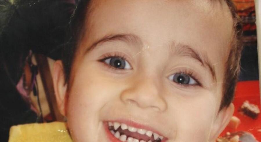 Den snart treårige Chanel er blevet bortført natten til onsdag fra sit hjem i Taastrup.