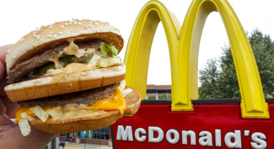 I dag præsenterer fastfood-giganten McDonald's regnskab for tredje kvartal 2015.