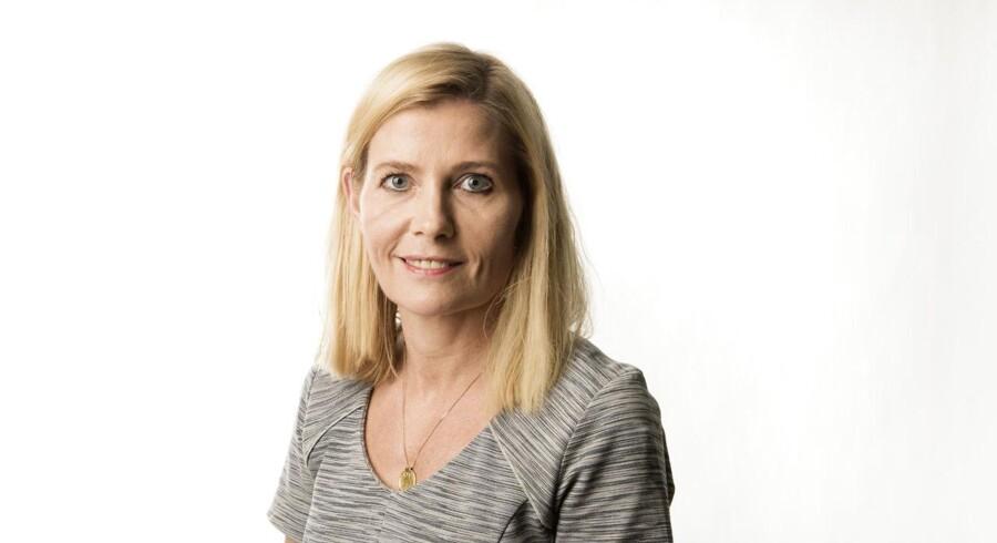 Anna Libak konstitueret chefredaktør.