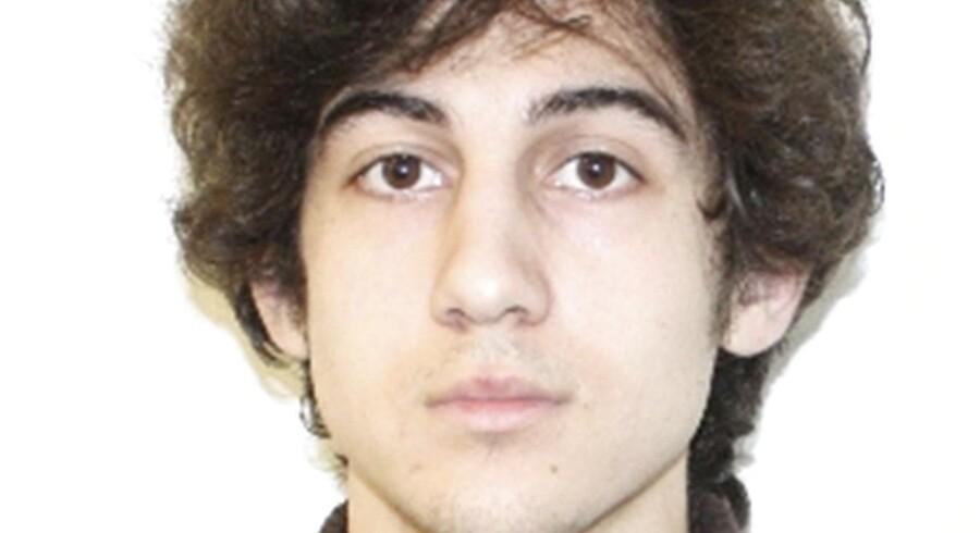 Dzhokhar Tsarnaev skrev, kan man ifølge Reuters læse i et retsdokument, en slags forklaring på angrebet på en af de vægge i båden, hvor han blev pågrebet.