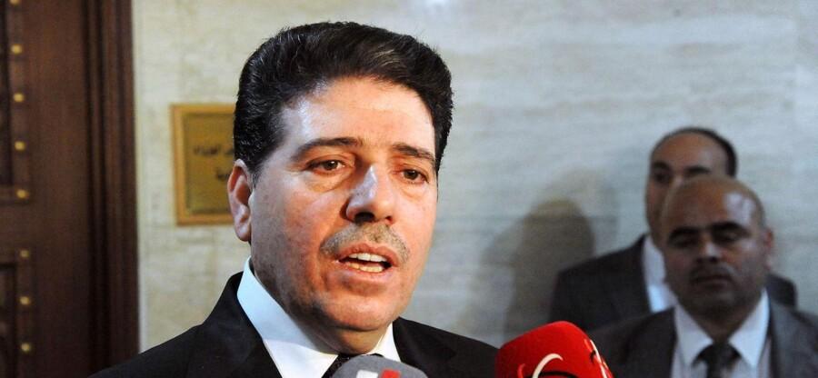 En af dem, der kommer højt på strå i Baath-partiet i Syrien i forbindelse med den store udskiftning er Syriens premierminister Wael al-Halqi.