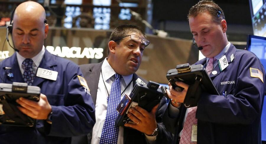 PwC har opgjort verdens mest værdifulde selskaber målt på børsværdi.