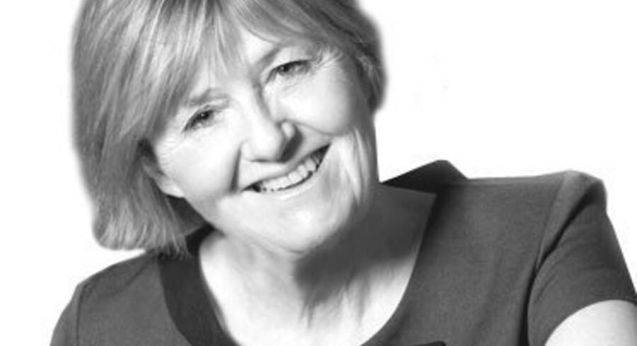 Elisabeth Møller Jensen, direktør, Kvinfo.