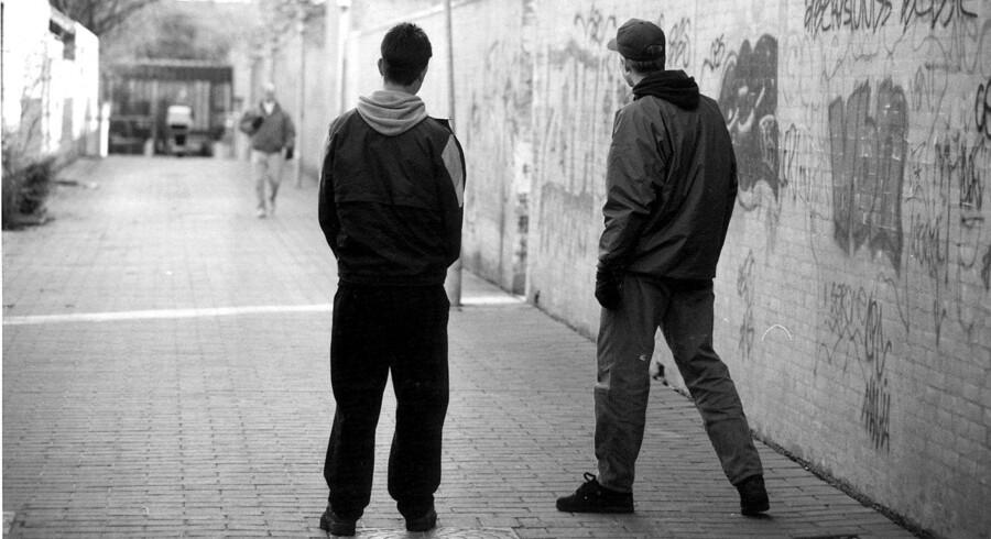 Presset på de sikrede institutioner letter, og ungdomskriminaliteten falder.