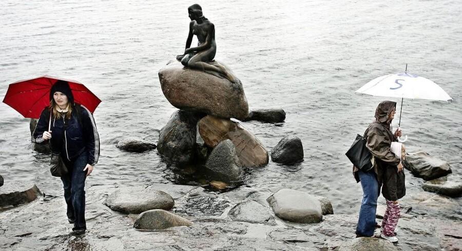 Fejlslagen turisme koster 16.000 danske job. (Foto:Liselotte Sabroe/Scanpix 2012)