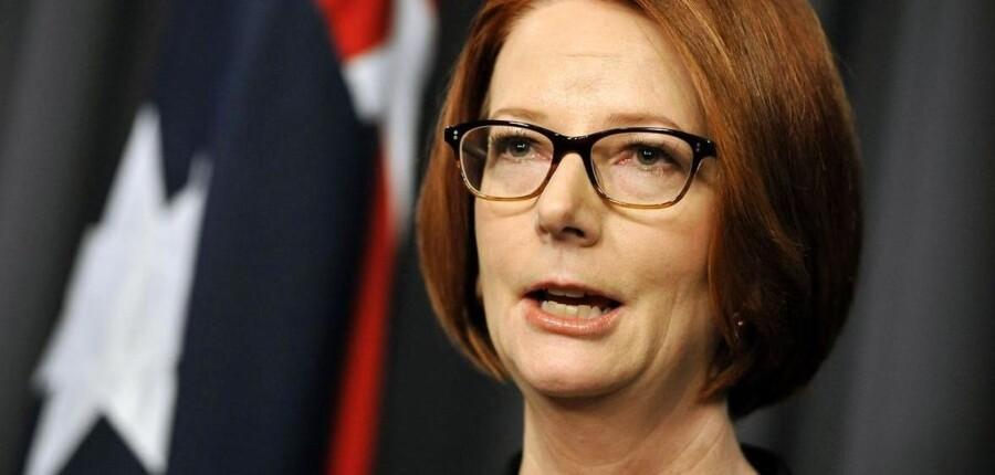 Julia Gillard trækker sig fra politik efter en direkte duel med den tidligere premierminister Kevin Rudd.