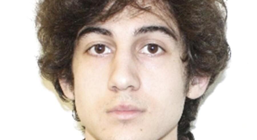 Den 19-årige Dzhokhar Tsarnaev er en af de to brødre, der var mistænkt for at stå bag angrebet mod maratonløbet, hvor tre personer mistede livet, da en hjemmelavet bombe eksploderede i folkemængden. Mere end 260 personer blev såret.