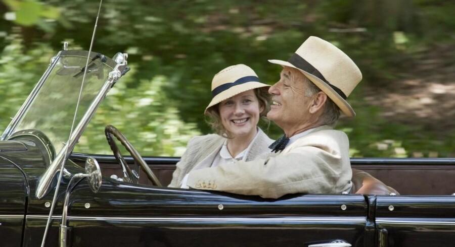 Daisy (Laura Linney) forelsker sig i 1939 i præsident Roosevelt (Bill Murray), der godt kunne håndtere at have forhold til flere forskellige kvinder.