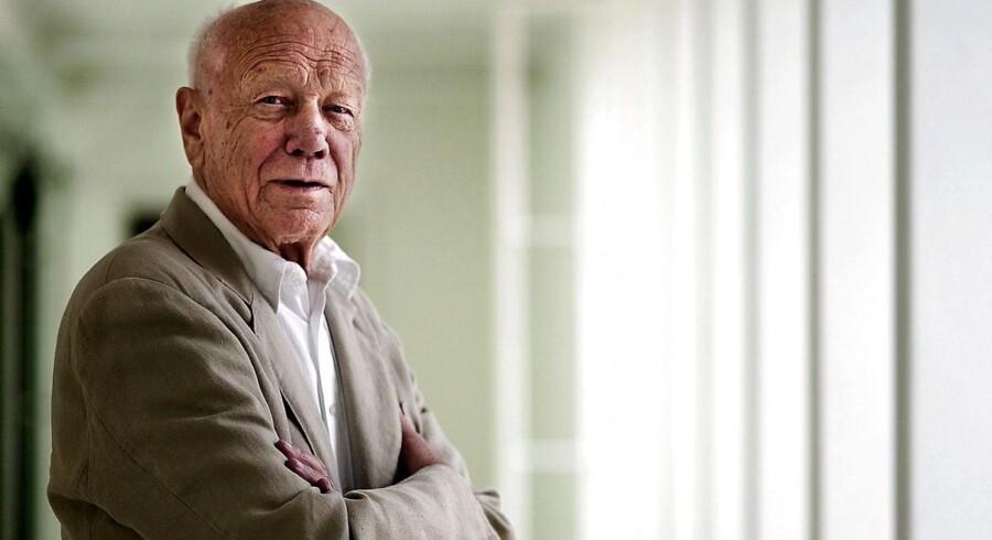 Henning Larsen er død, 87 år.