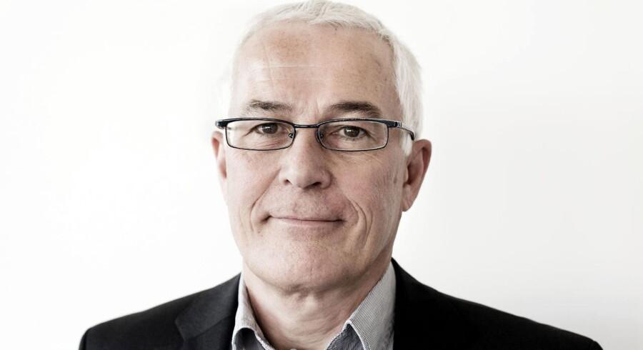 Generalauditør Lars Stevnsborg