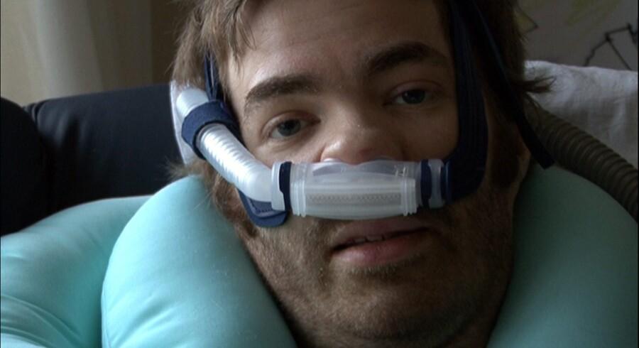 """Neil Platt nåede at gøre sig en del tanker om livet, da han fik konstateret ALS. Premieren på """"I Am Breathing"""" markerer også, at der idag er international fokus på sygdommen."""
