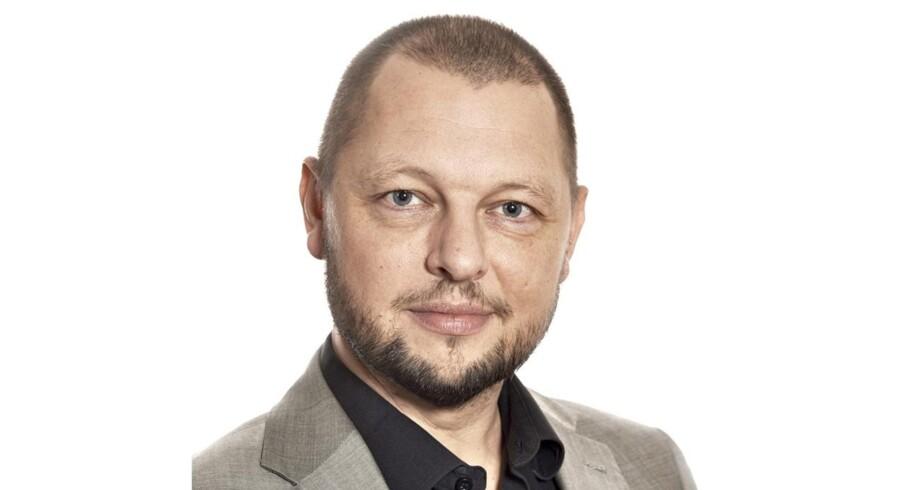 Jon Krog, branchedirektør, Selveje Danmark.