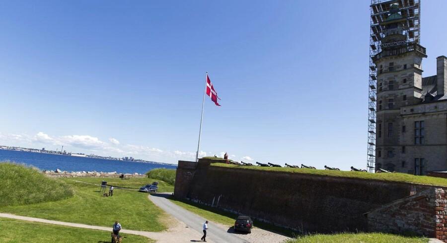 En soldat blev tirsdag skudt ved et uheld af en af disse kanoner ved Kronborg Slot. Anledningen var Prins Henriks fødselsdag. Uheldet skete, da en af konerne ikke gik af, som planlagt. Soldaten forsøgte herefter at fikse problemet.