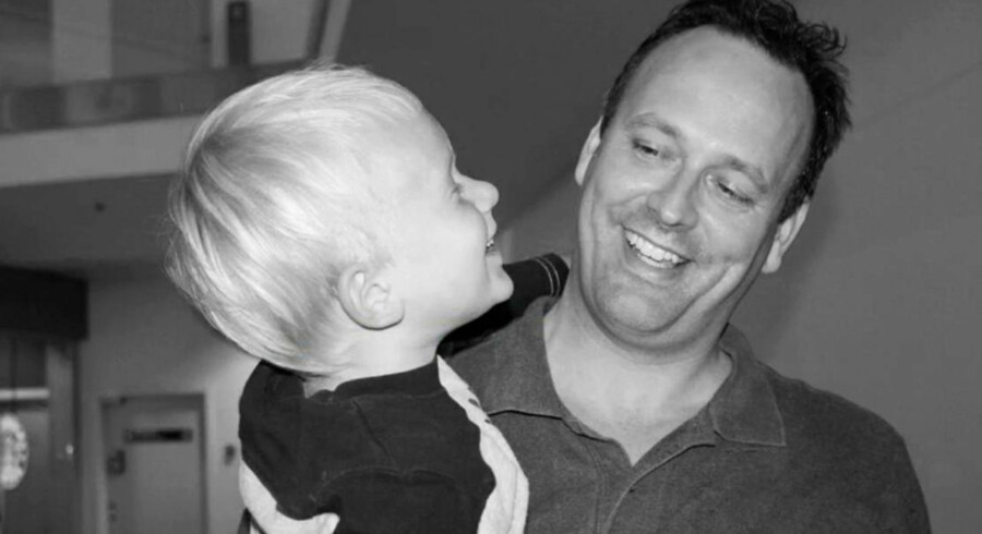 ARKIVFOTO. Olivers far, Thomas Sørensen, hentede sin søn fra Østrig til Danmark i april 2012, efter at Oliver - på trods af at Thomas Sørensen havde forældremyndigheden - blev taget med til Østrig af sin mor i 2010. Torsdag 6. juni 2013 er Thomas Sørensen så blevet idømt et års betinget fængsel for bortførelsen ved en domstol i Østrig. Han har anket dommen.