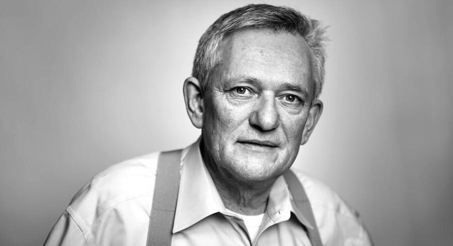 Læsernes Bogpris: Søren Ulrik Thomsen, dansk digter.