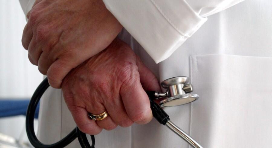 En ny lov vil give regionerne mulighed for at straffe de praktiserende læger, der ikke lever op til kravene om blandt andet indberetning af patientdata.