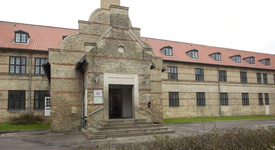 Psykiatrisk Hospital i Risskov ved Aarhus.