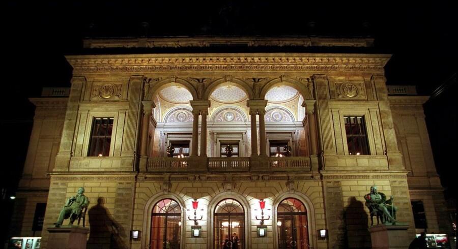 Ny undersøgelse viser, at mobningen er på retur på Det kongelige Teater.