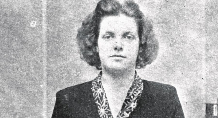 Grethe Bartram blev efter besættelsen dømt til døden. Senere blev straffen ændret til livsvarigt fængsel. Hun slap med 10 år i Horserød.