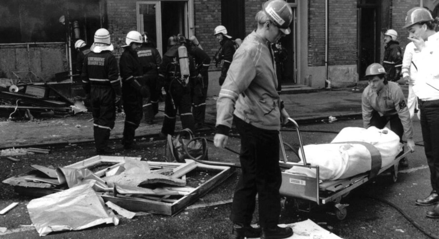 ARKIVFOTO. Det nu afdøde nazist Marcel Schilf var bagmanden til bombedrabet på en 29-årig venstreaktivist og familiefar Henrik Christensen 16. marts 1992, skriver Ekstra Bladet med en afhoppet svensk nazist som kilde.