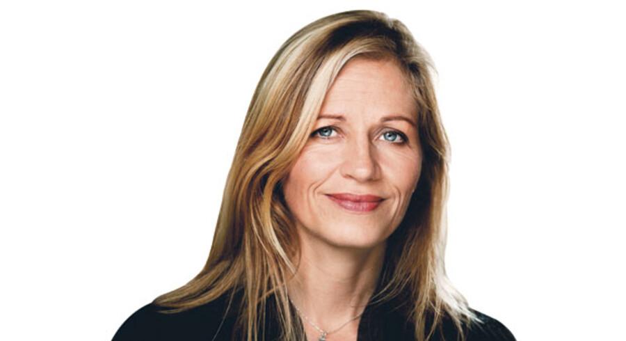 Marie Krarup, MF, DF