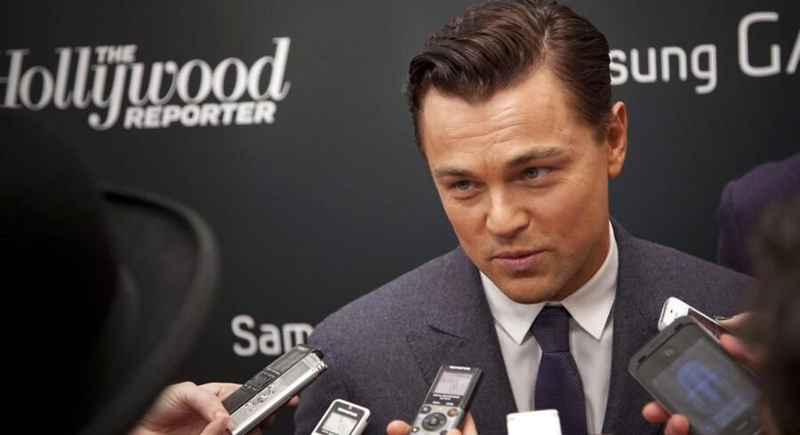 Leonardo DiCaprio spiller med i filmen, der alligevel var for meget for den kinesiske filmcensur.