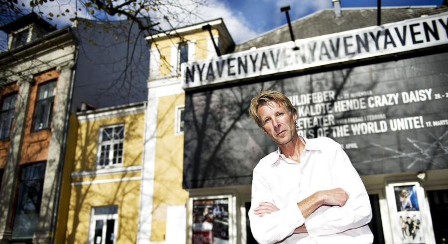 Jon Stephensens Aveny-T på Frederiksberg Allé blive et af de fire teatre, der skal være med i ny festival.